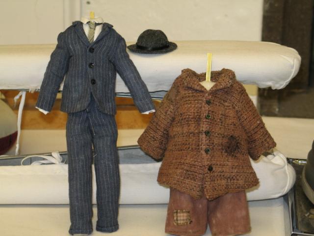 Puppet Suits Sarahbeata